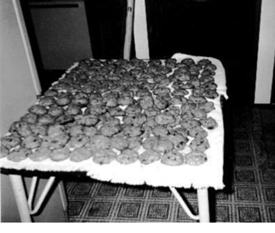 Jumbo raisin cookies photo 1