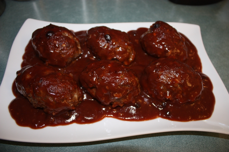 Saucy little meat loaves photo 1