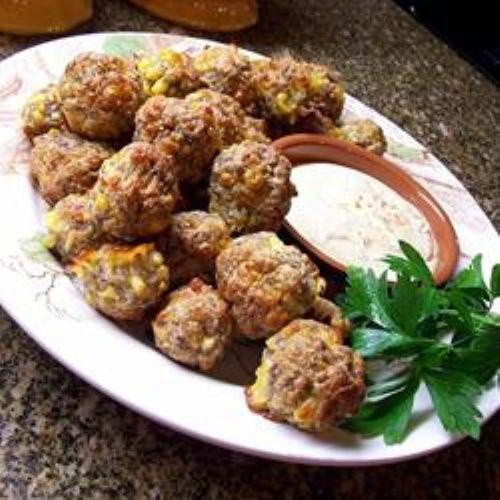Sausage balls photo 1