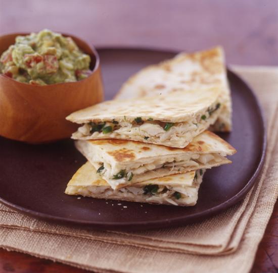 Vegetable quesadillas photo 1