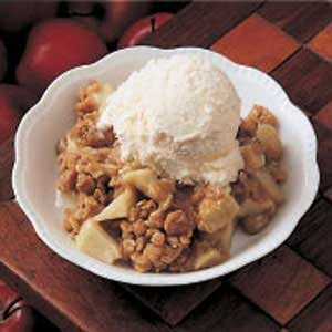 Apple crisp photo 2