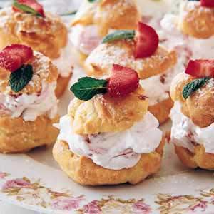 Cream puffs photo 1