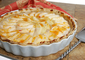 Diabetic apple pie photo 1