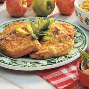 Dijon pork chops photo 2