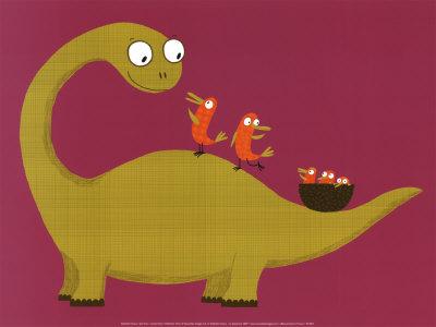 Dinosaur dip photo 1