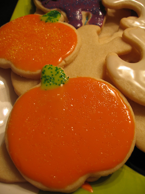 Iced sugar cookies photo 1