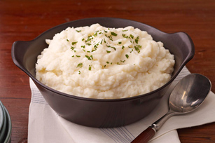 Mashed potatoes photo 2