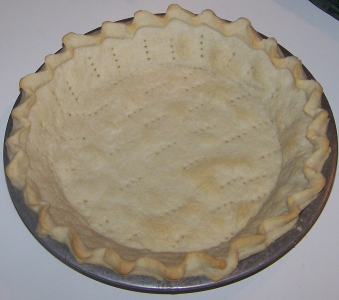 Pie crust anyone can make photo 1