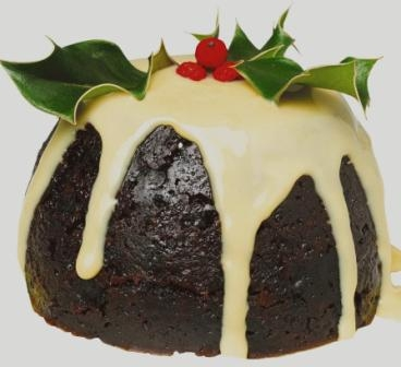 Plum pudding photo 1