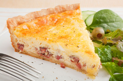 Quiche lorraine photo 3
