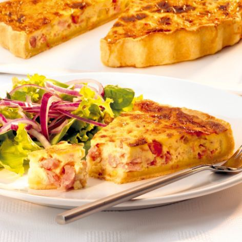 Quiche lorraine photo 2