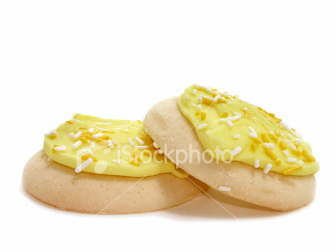 Soft sugar cookies or filled cookies photo 1