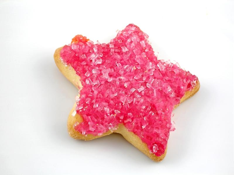 "Sugar ""christmas"" cookies photo 1"