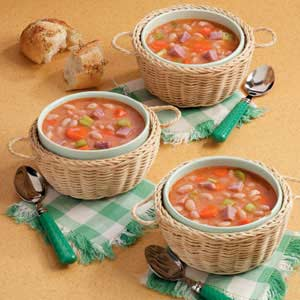 Ham and bean soup photo 1