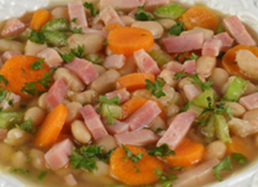 Ham and bean soup photo 2