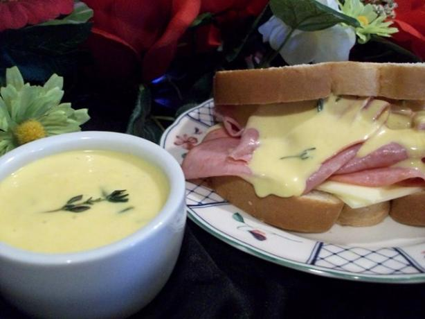 Honey mustard mayonnaise photo 2