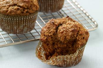 Bran muffins photo 1
