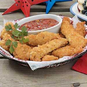 Potato chip chicken photo 2