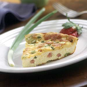 Quick and easy quiche photo 1