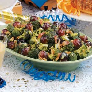 Broccoli salad supreme photo 1