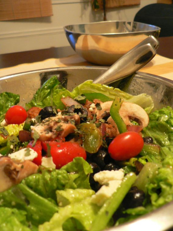 Easy salad photo 3