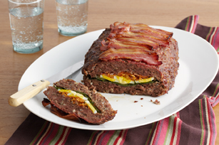 Stuffed meat loaf photo 2
