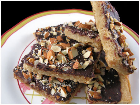 Toffee squares photo 3
