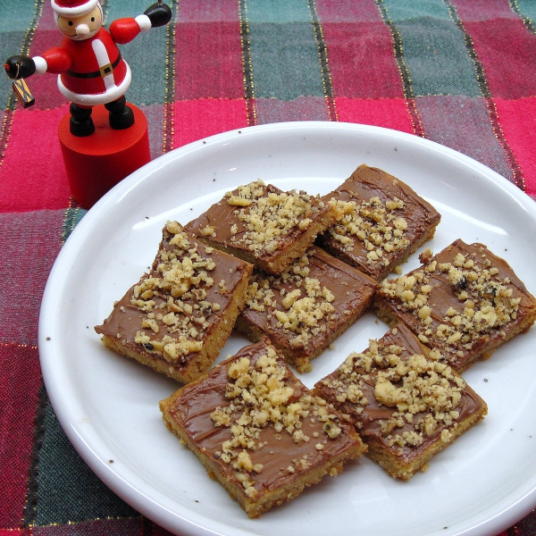 Toffee squares photo 2