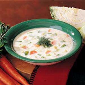 Cabbage soup photo 2