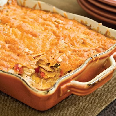 Chicken casserole photo 1