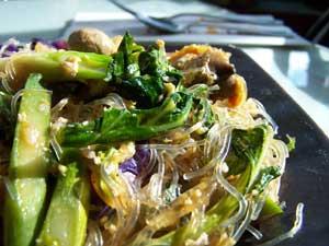 Mock sukiyaki photo 1