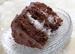 Peter paul mounds cake photo 2
