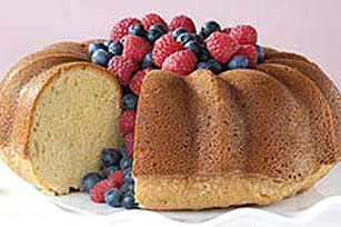 Sour cream pound cake photo 3