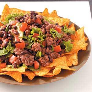 Taco beans photo 3