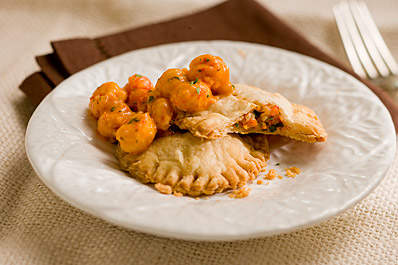 Crawfish pie photo 1
