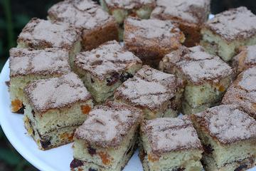 Grandma's cinnamon nut cake photo 2