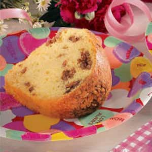 Grandma's cinnamon nut cake photo 1