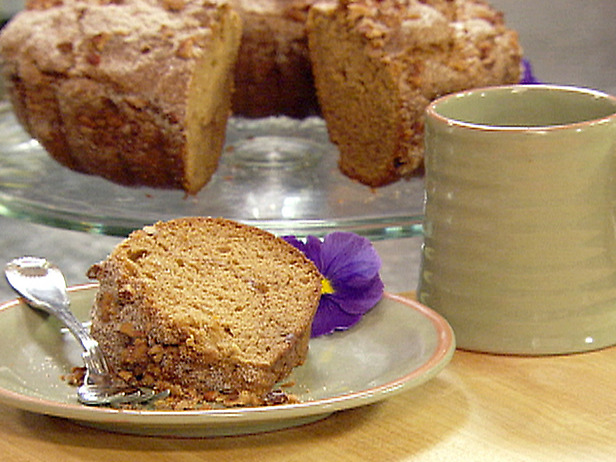 Grandma's cinnamon nut cake photo 3