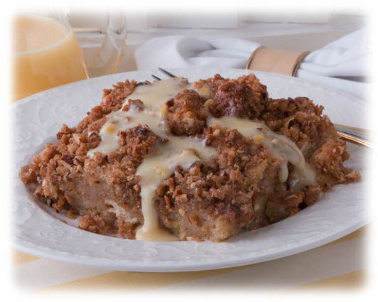 Granny's bread pudding photo 1