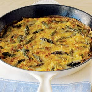 Asparagus frittata photo 3
