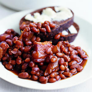 Baked beans photo 2