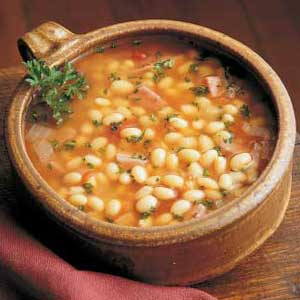 Bean soup photo 1