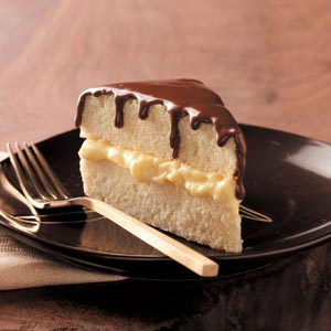 Boston cream pie photo 1