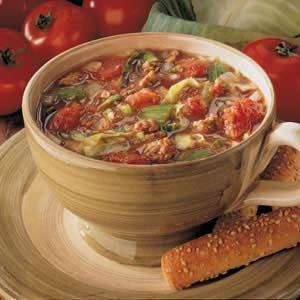 Cabbage soup photo 3