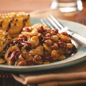 Calico beans photo 1
