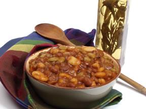 Calico beans photo 3
