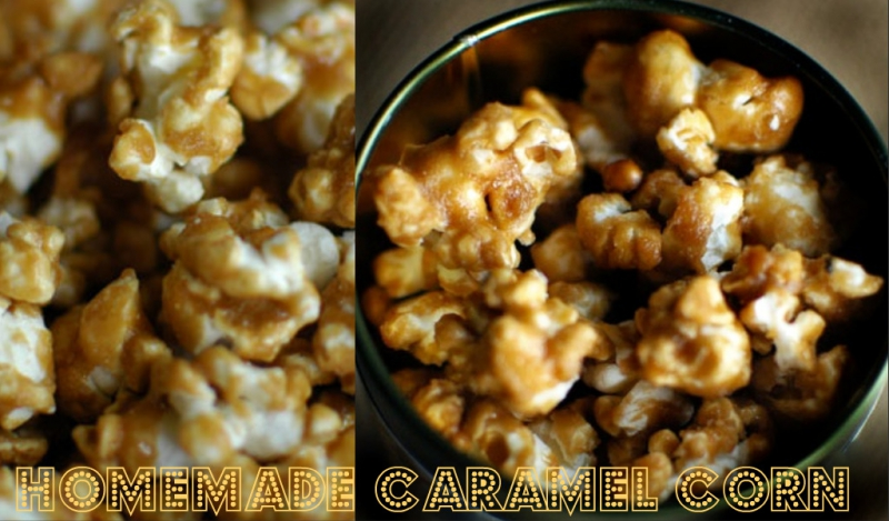 Caramel corn photo 2