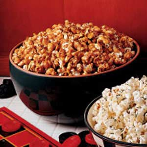 Caramel corn photo 3