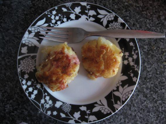 Cheese potatoes photo 1