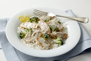 Chicken and broccoli with rice photo 3